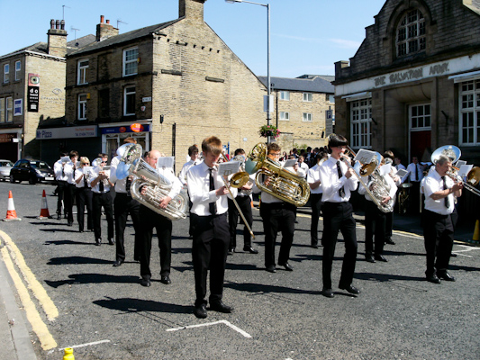 Brighouse March Contest 2011
