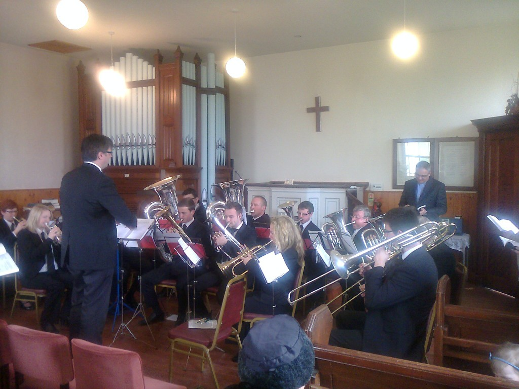 You are currently viewing Songs of Praise at Hade Edge Chapel May 2014