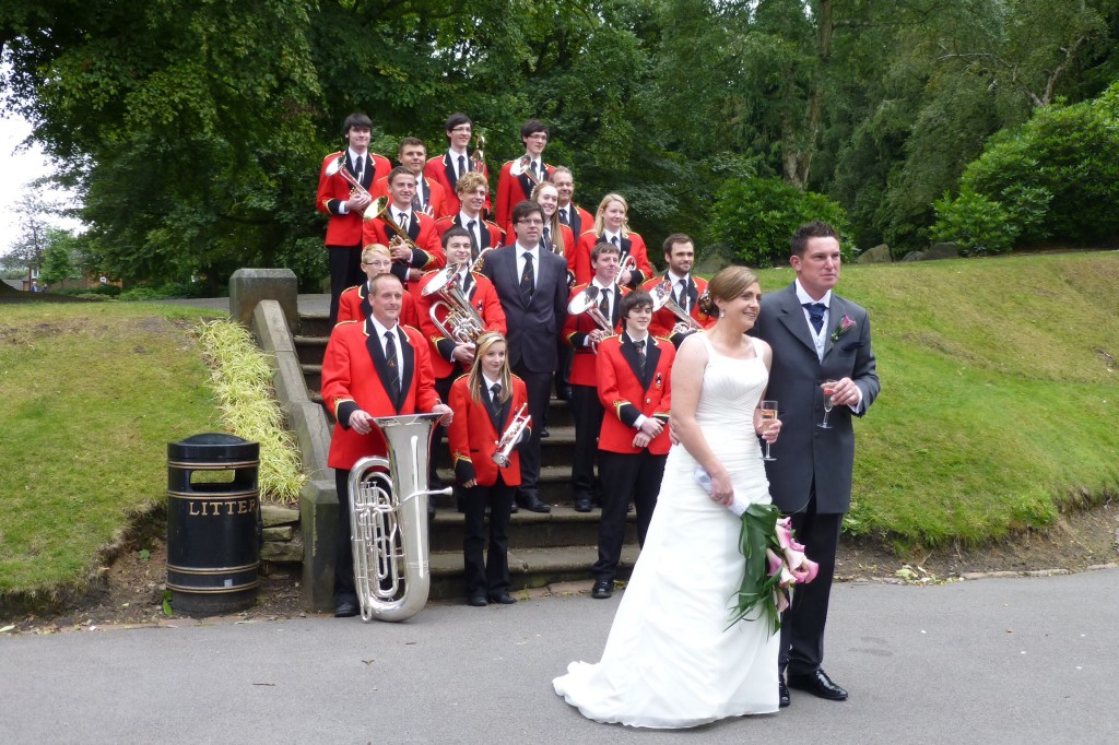 You are currently viewing Beaumont Park Wedding, August 2014