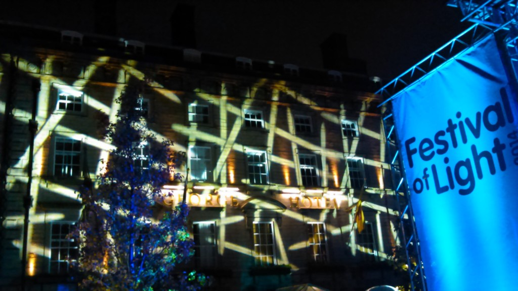 Huddersfield's Festival of Light