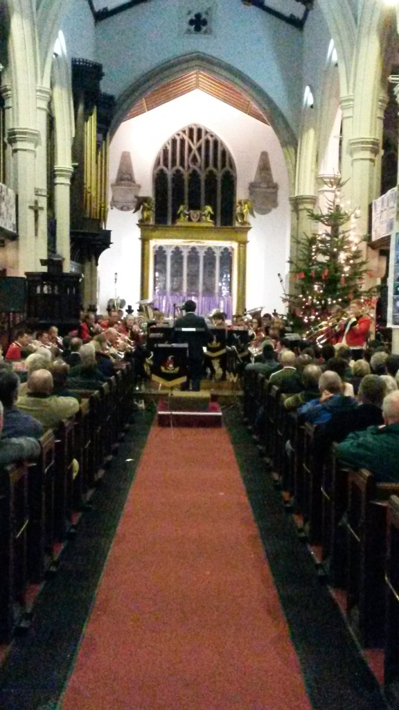 You are currently viewing Huddersfield Parish Church Christmas Concert