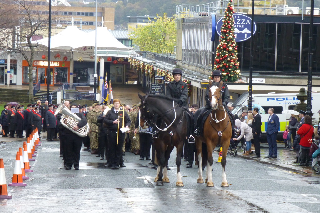 You are currently viewing Remembrance Sunday – Huddersfield