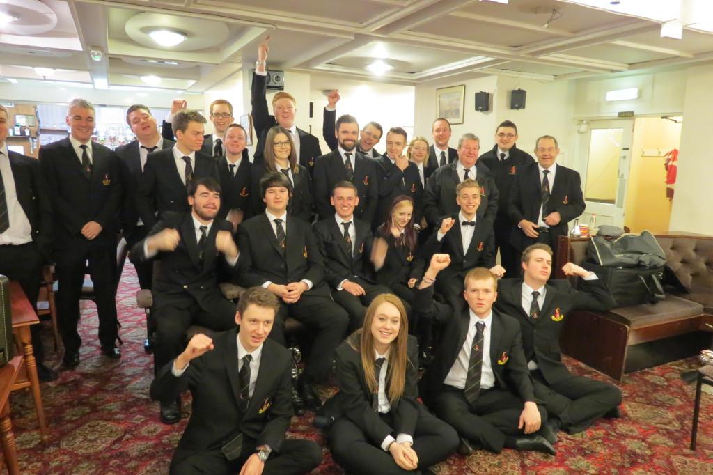 Yorkshire Regional Contest. Bradford 2016