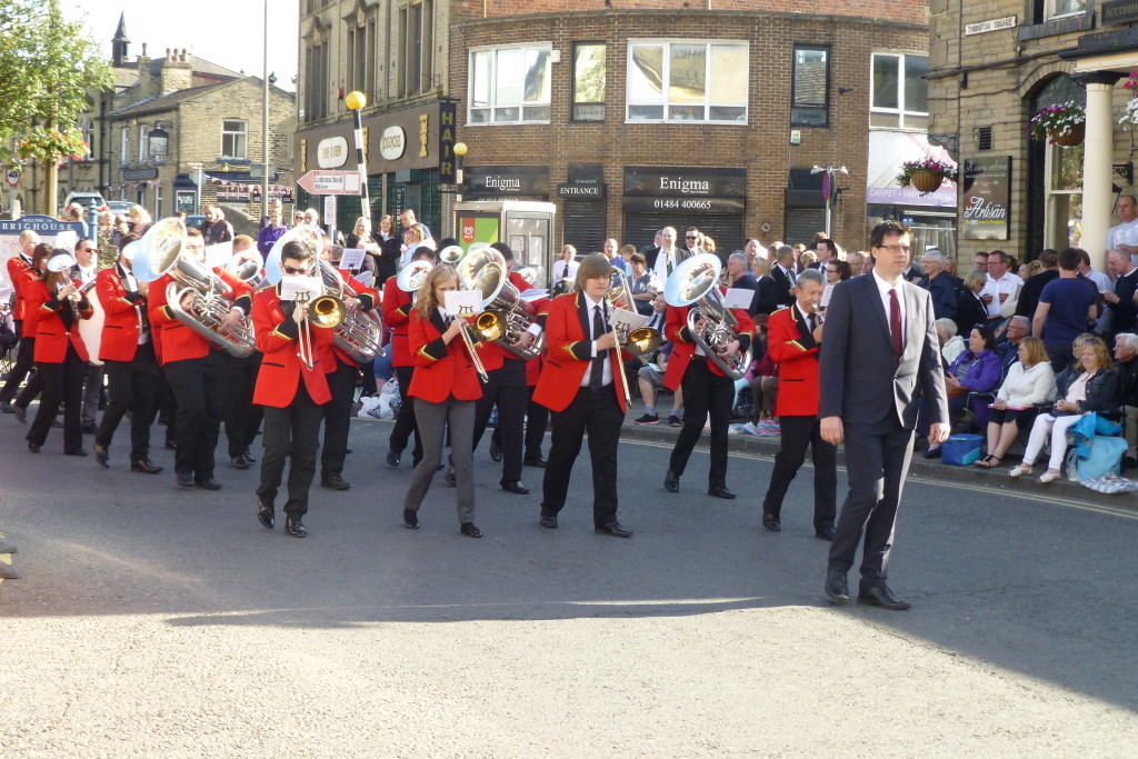 Brighouse March Contest 2016