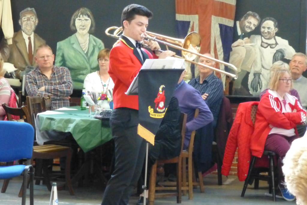 Carding Shed Concert – May 2017