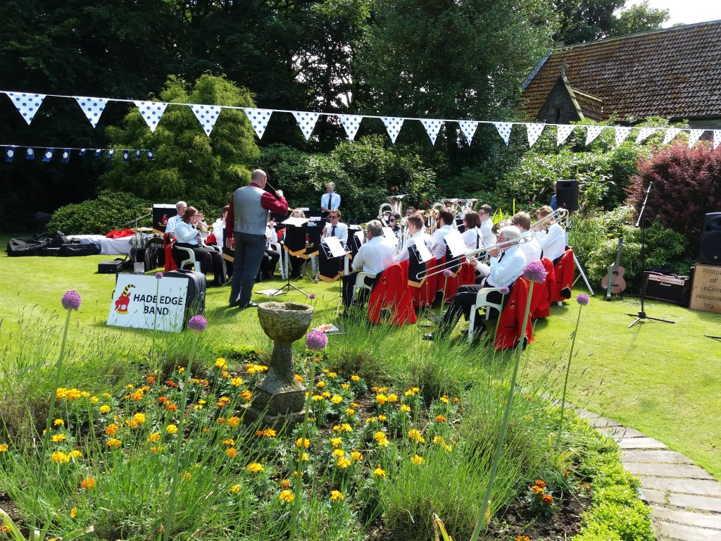 Carlecotes Garden Party July