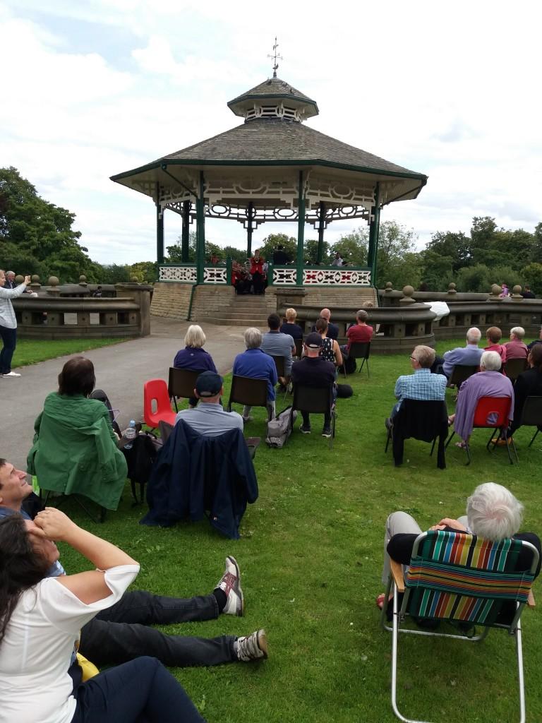 Greenhead Park July