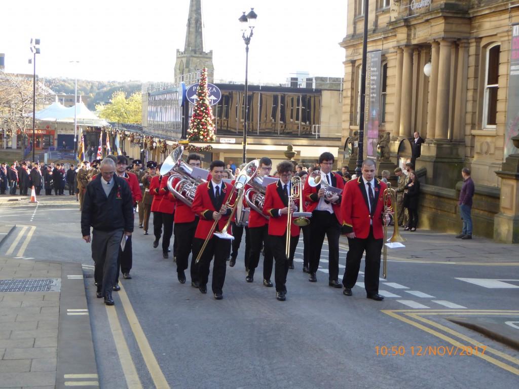 Remembrance Parade November