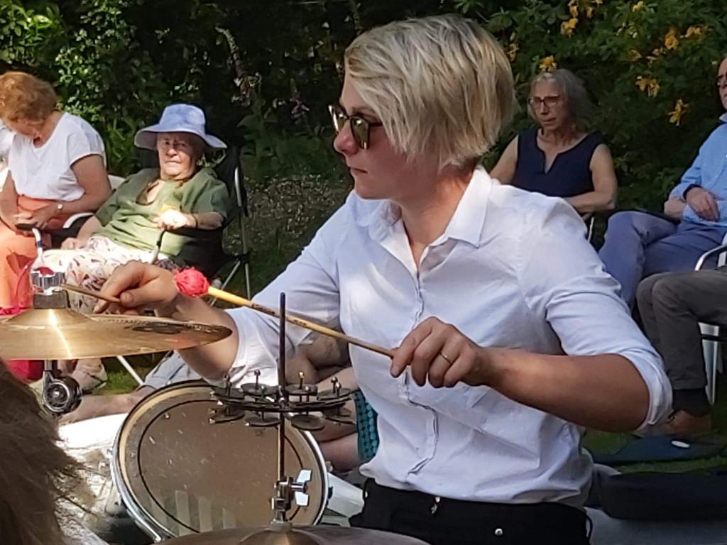 Carlecotes, Kirkburton Church and Wimbledon Band 2019